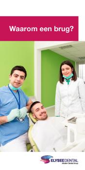 patientenflyers orthodontie tandtechniek brug bruggen
