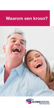 patientenflyers orthodontie tandtechniek kroon kronen