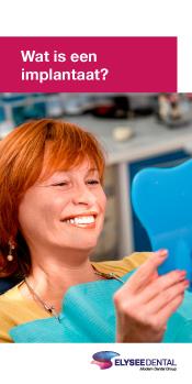 patientenflyers orthodontie tandtechniek implantaat implantaten